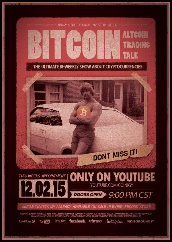 Bitcoin Altcoin Trading Talk 17